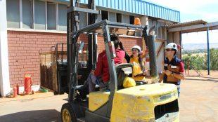 Kaldırma Araçlarında, Vinçlerde ve Sapanlamada İş Güvenliği