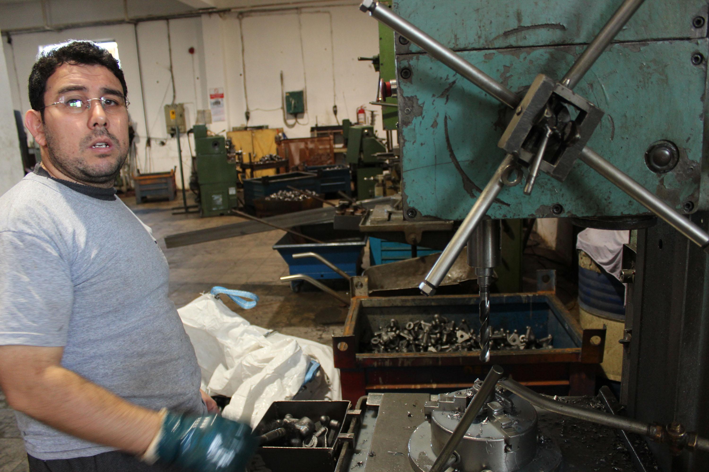 makina ve tezgahlarda iş güvenliği